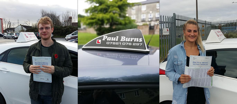 Paul Burns School of Motoring slide2